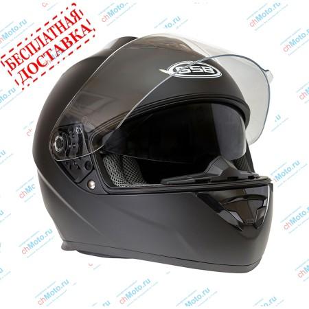 Шлем интеграл G-350 BLACK MATT | GSB
