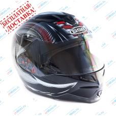 Шлем модуляр G-339 BR с солнцезащитными очками    GSB