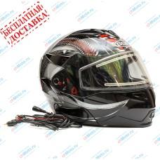 Снегоходный шлем G-339 SNOW BR   GSB