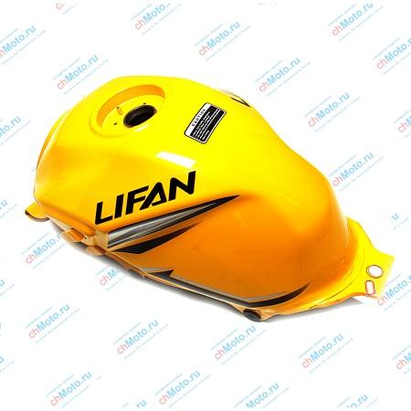 Топливный бак LIFAN LF150-10B/KP150 (Lifan Irokez)
