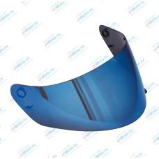 Визор тонированный IRIDIUM BLUE для шлема G-335 | GSB