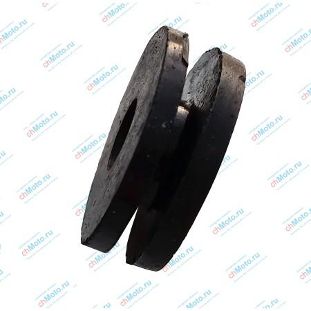 Втулка крепления боковой накладки круглая LIFAN LF250 B