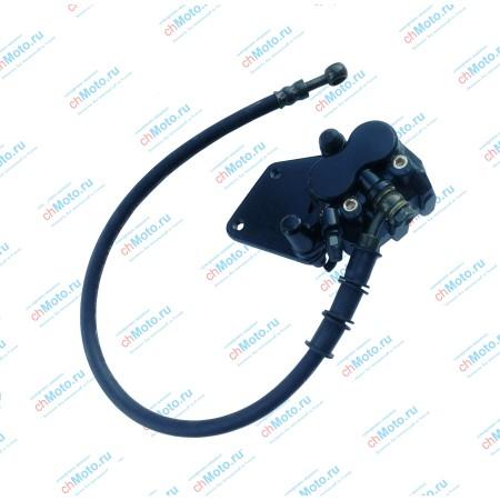Задний тормозной суппорт с тормозным шлангом | LF-200 GY-5 / GY-5A