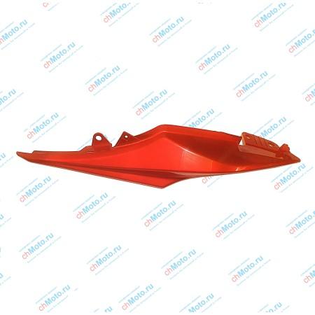 Задняя боковая накладка левая LIFAN LF150-10B/KP150 (Lifan Irokez)