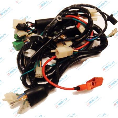 Проводка в сборе | LF-200 GY-5