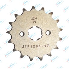 Звезда передняя (ведущая) JTF 1264-17 | 163 FML-2M / 163 FML-2
