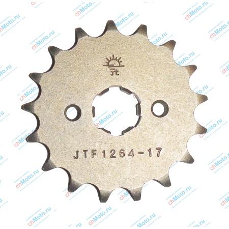 Звезда передняя (ведущая) JTF 1264-17 | LF163 FML-2M / LF163 FML-2